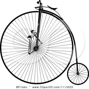 1113025-Vintage-Penny-Farthing-Bike-Poster-Art-Print